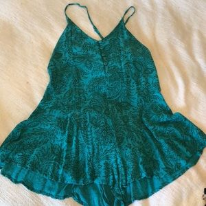 O'Neill cover up romper